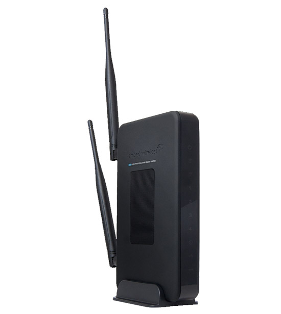Amped Wireless R20000G High Power Dual Band Router Review