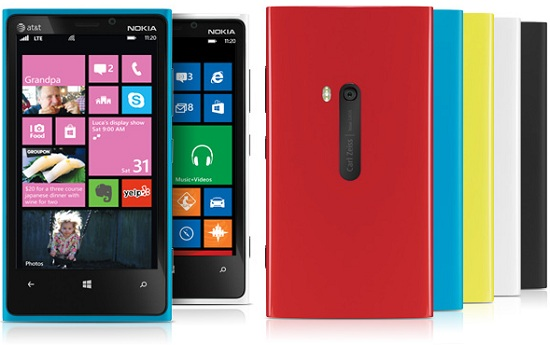 Nokia Lumia 920 Windows Phone 8 Smartphone Review