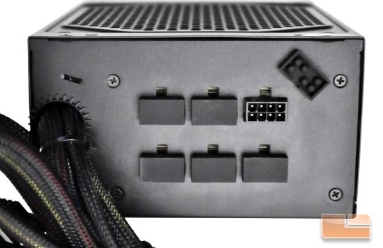 Tachyon's modular connectors