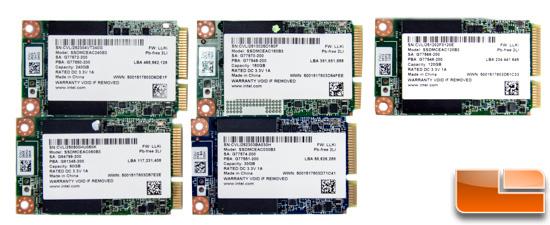 Intel 525 Series mSATA SSD Performance Roundup