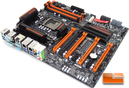 GIGABYTE Z77X-UP7 Intel Z77 Motherboard Review