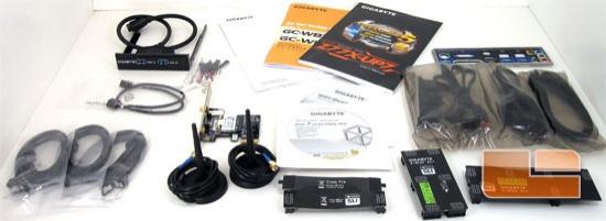 GIGABYTE Z77X-UP7 Retail Bundle