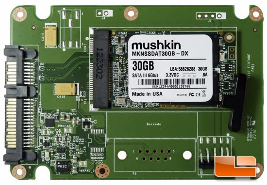 Mushkin Atlas 30GB mSATA SSD