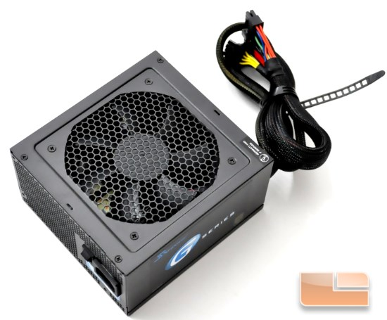 Seasonic G Series 550W SSR-550RM Power Supply Review