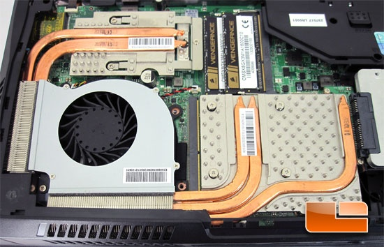 CyberPower PC X7-200 Fangbook Internal Components
