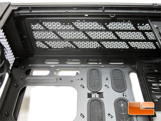 Corsair Obsidian 900D Super Tower Internal Features