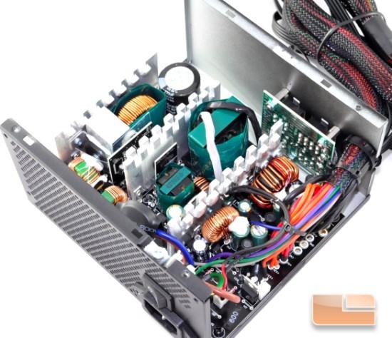 CX600M internals