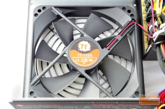 Thermaltake TR2 600W fan