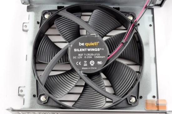 Silentwings fan