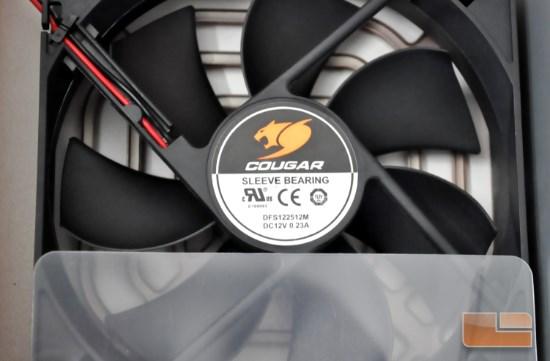 PowerX 550W cooling fan