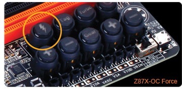 GIGABYTE Z87X-OC Force OC Ignition