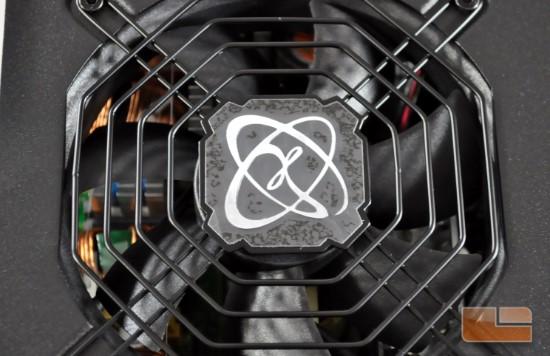 XFX Pro Series 850W Black Edition Fan Grill