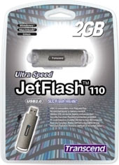 Transcend JetFlash 110 2gb