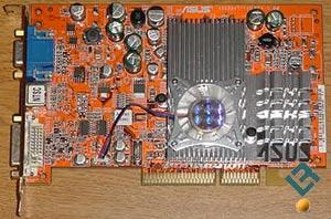ASUS Radeon 9600XT/TVD