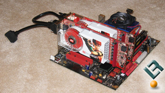 ATI X1800 CrossFire Video Card Review