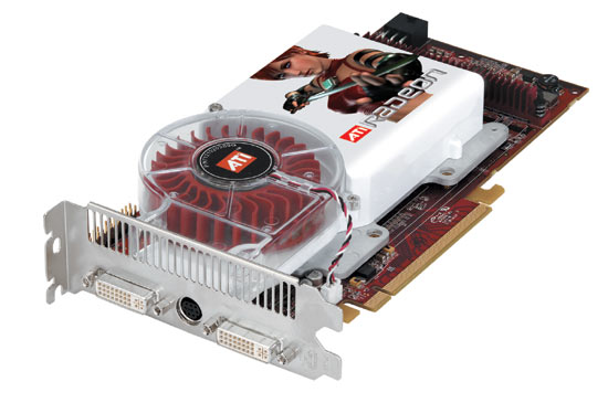 ATI Radeon X1900 Video Card