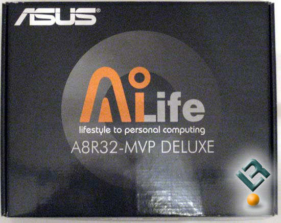 ASUS A8R32-MVP Deluxe Motherboard Review