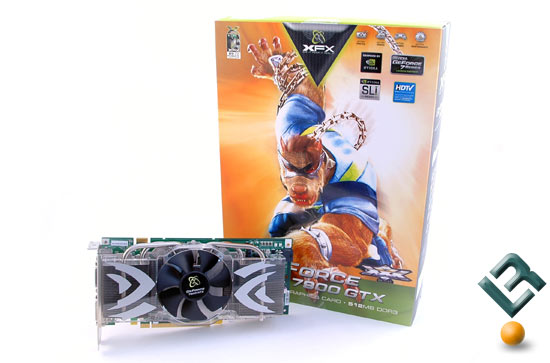 XFX 7900 GTX XXX Edition Video Card Review