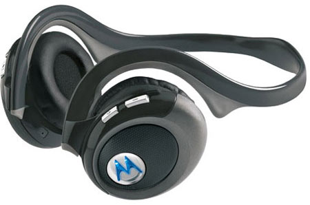 Motorola HT820 Bluetooth Stereo Headset Review