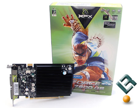 XFX Geforce 7600 GS Extreme Edition
