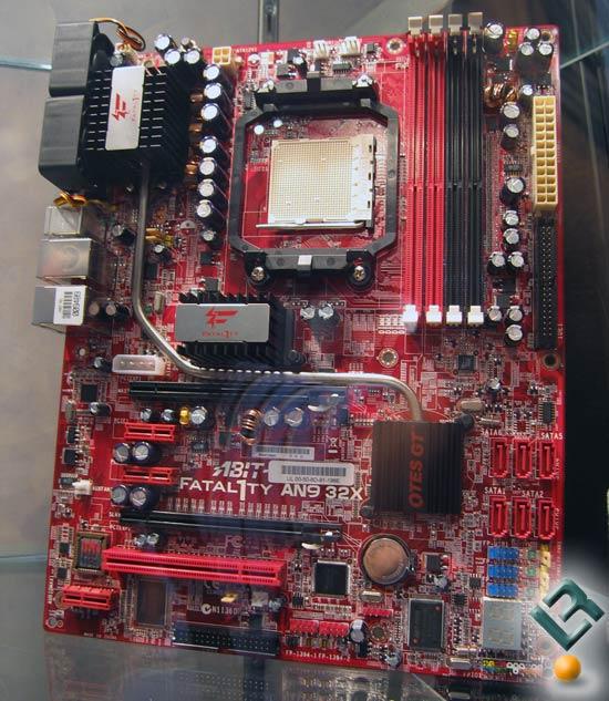 ABIT Fatal1ty Professional AN9 32X motherboard