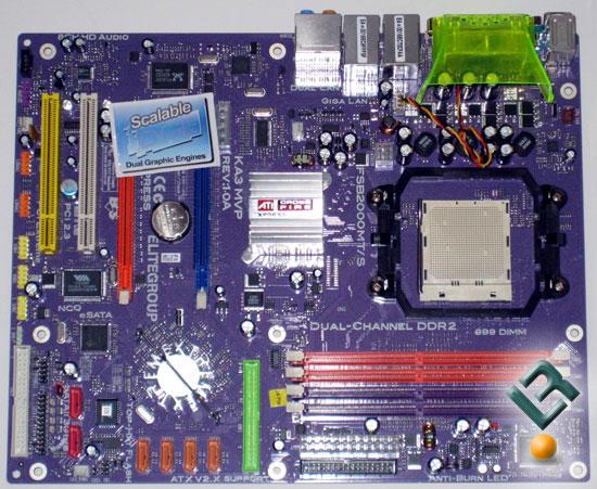 ECS KA3MVP Extreme Motherboard – ECS Tries Enthusiast