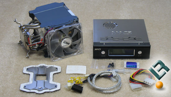 Monsoon II Active TEC CPU Cooling System Bundle