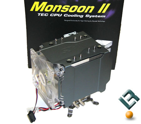 Monsoon II Active TEC CPU Cooling System