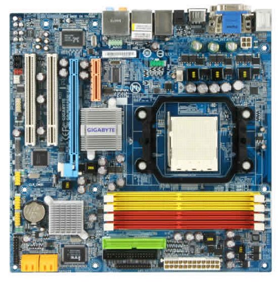 The Gigabyte GA-MA69GM-S2H Motherboard Review - Page 2 of ...