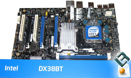 Intel DX38BT BoneTrail Motherboard