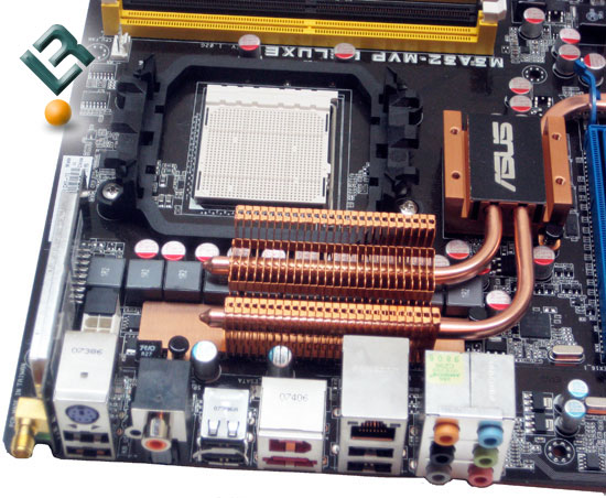 Asus M3A32MVP Deluxe Motherboard Review