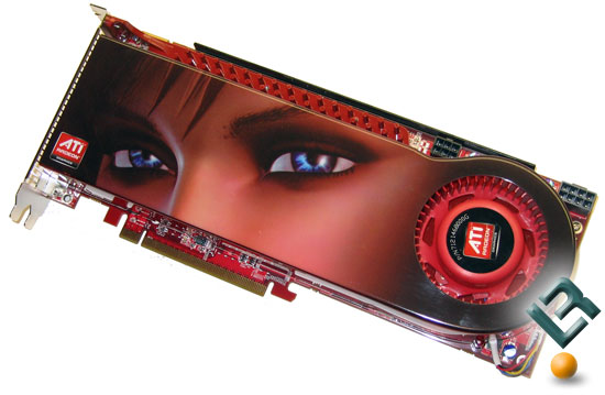 ATI Radeon HD 3870 X2 Video Card