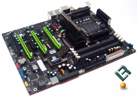 XFX nForce 790i Ultra SLI Motherboard Review