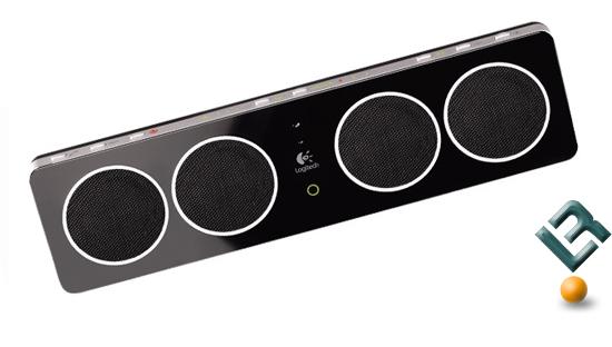 Logitech Pure-Fi Mobile Wireless Speaker System