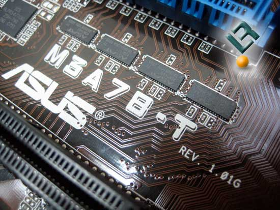 The AMD 790GX Chipset Arrives – Asus M3A78-T Motherboard