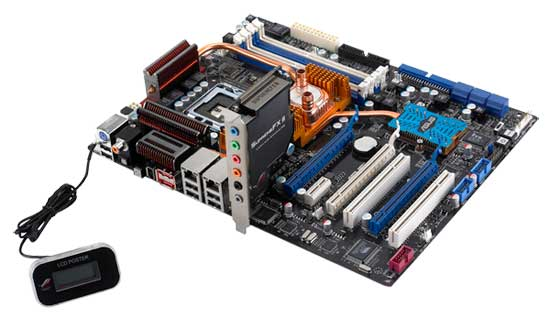 ASUS Striker II NSE Motherboard Review