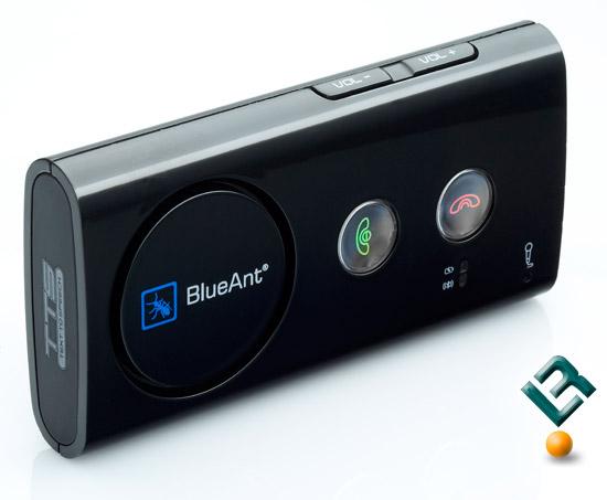 BlueAnt Supertooth 3 Bluetooth Handsfree Speakerphone Review