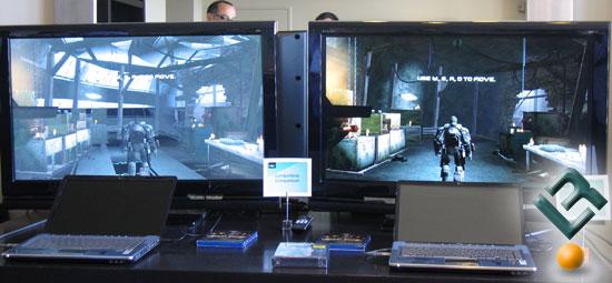 IDF 2008 – AMD Says Intel X4500 Graphics Don't Cut It