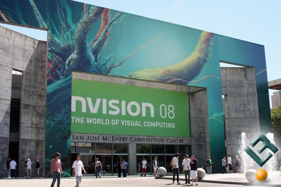 NVIDIA NVISION 08 Pre-Show Coverage