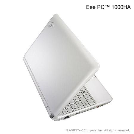 Asus Eee PC 1000HA/XP Instant Key New