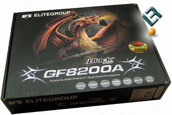 ECS GF8200A Motherboard Review – GeForce 8200