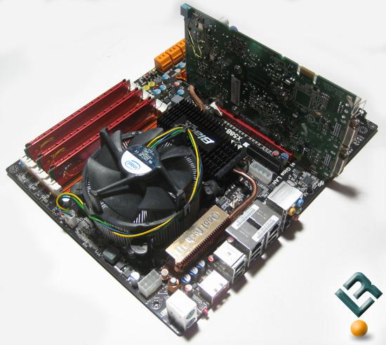 ECS X58B-A Black Edition Motherboard Review