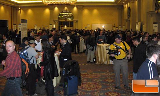 CES 2009: CES Unveiled Pre-show Event