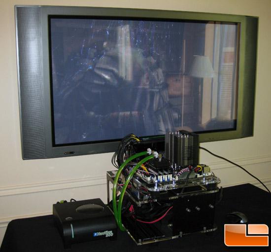 CES 2009: Corsair TEC Memory Cooler