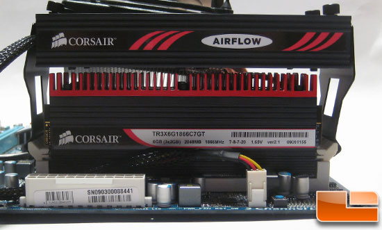 Corsair DDR3-1866 Dominator GT