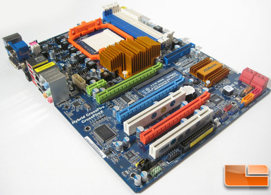 ASRock M3A780GXH Motherboard