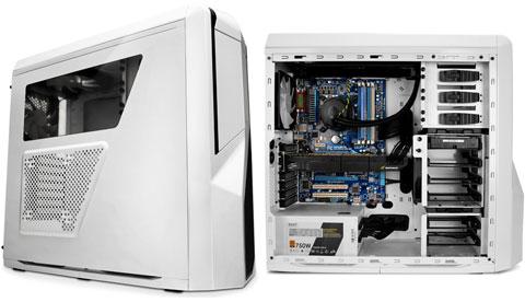 """Résultat de recherche d'images pour """"nzxt phantom 410 blanc"""""""