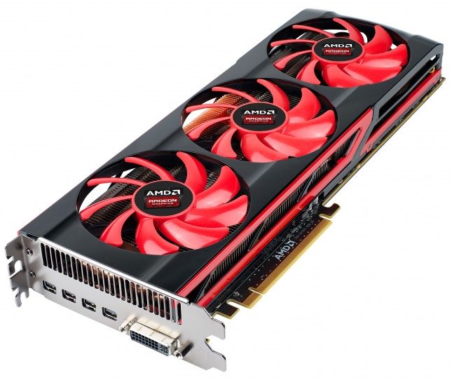 AMD Radeon HD 7000 New