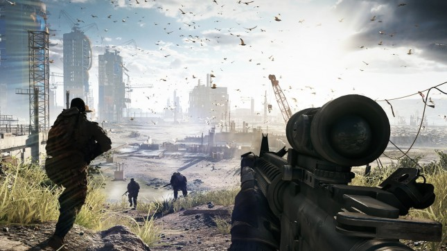 Battlefield 4 Gameplay Trailer Released – 17 Minutes of 'Fishing in Baku'