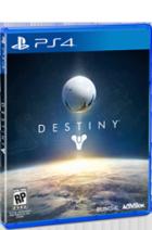 Destiny PS4 Boxart